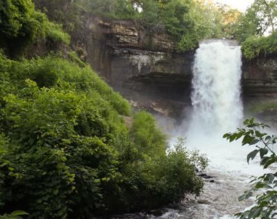 MN-waterfall
